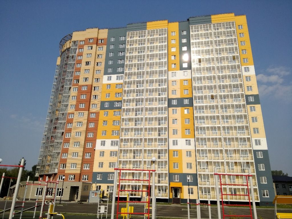 1-комнатная квартира (44.8 м²)