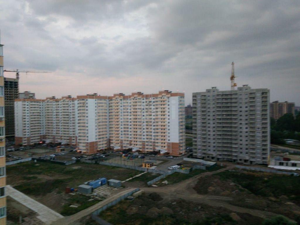 1-комнатная квартира (37.5 м²)