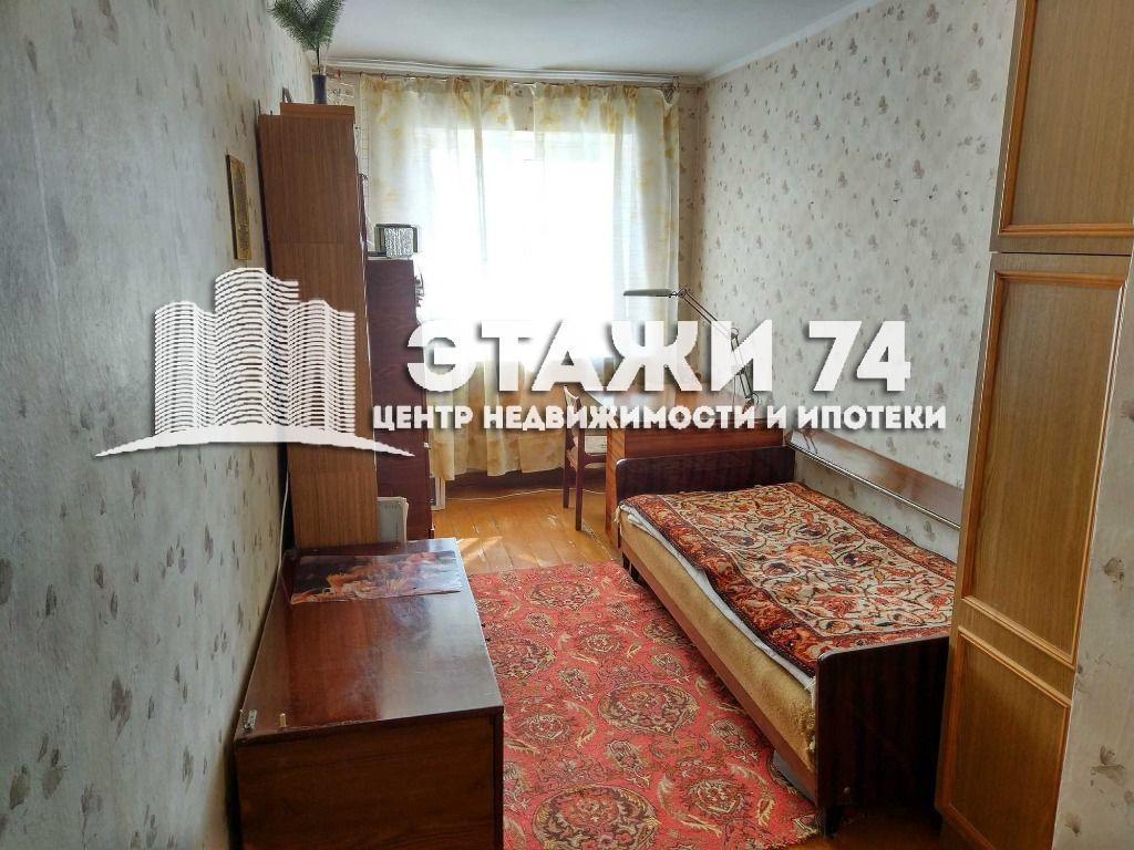 3-комнатная квартира (55 м²)