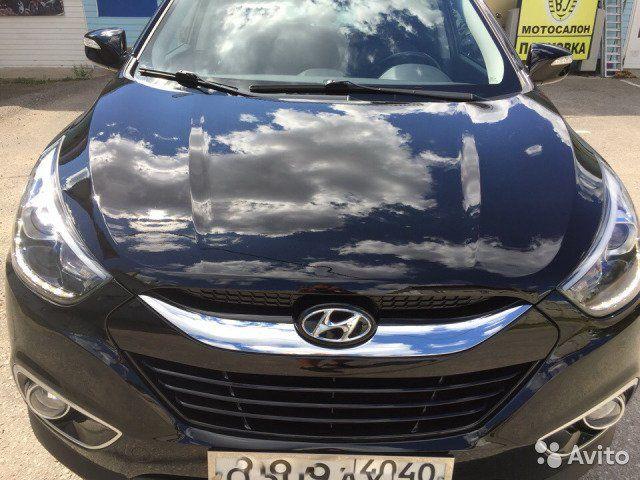 Hyundai ix35 2.0AT, 2015, внедорожник