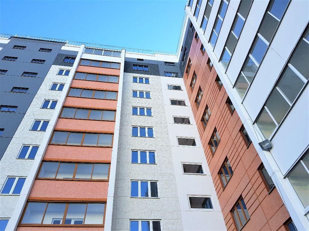 3-комнатная квартира (60.27 м²)