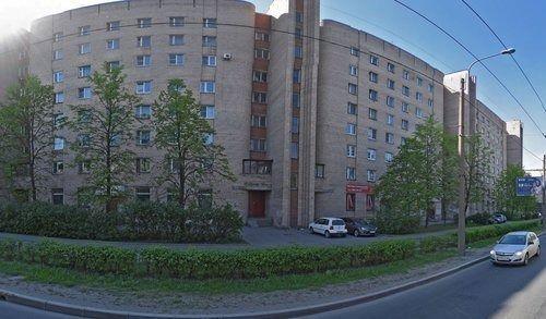 1-комнатная квартира (40.4 м²)