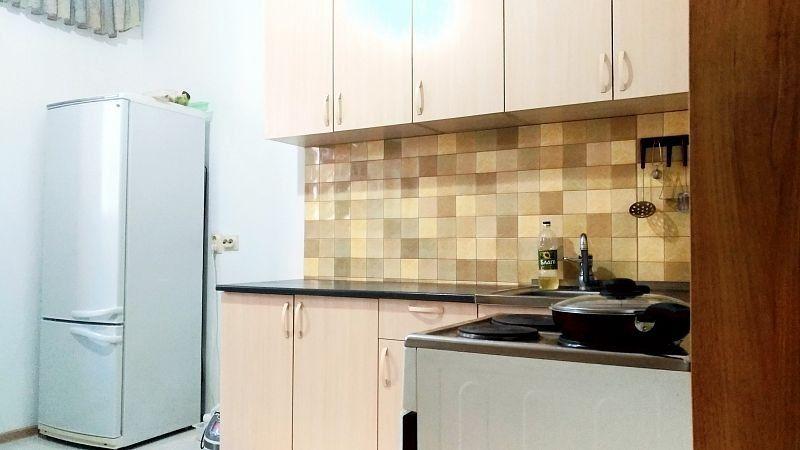 1-комнатная квартира (39.2 м²)