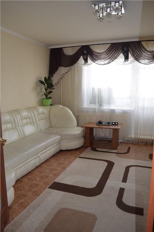 Квартира, 4 комнаты, 77.2 м²