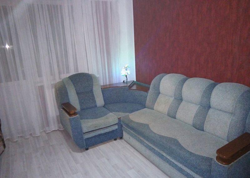 1-комнатная квартира (41.3 м²)