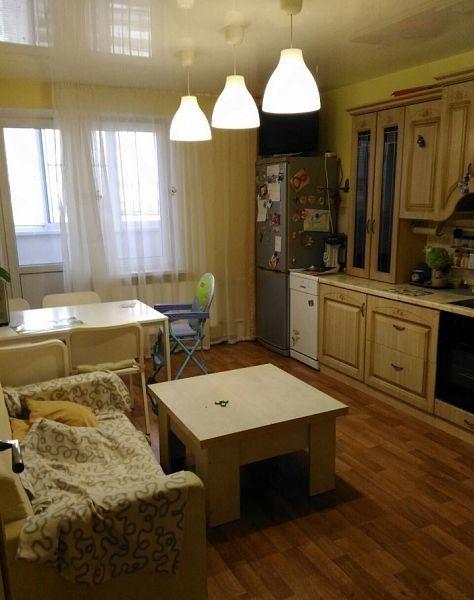 2-комнатная квартира (69.5 м²)
