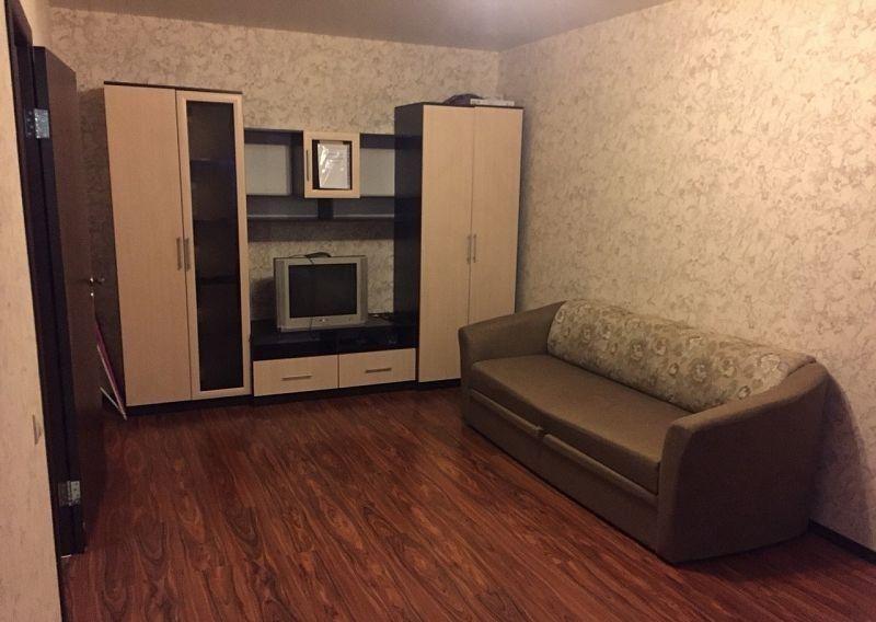 1-комнатная квартира (35.2 м²)