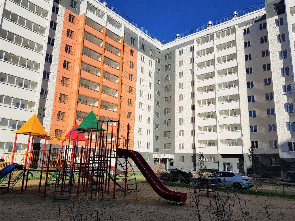 1-комнатная квартира (24.5 м²)