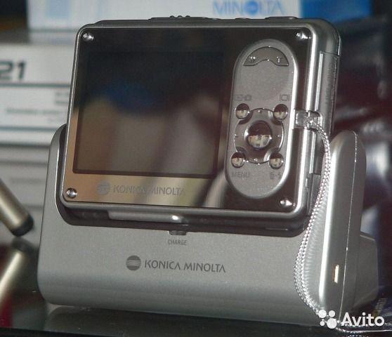Цифровая фотокамера Konica Minolta Dimage X1