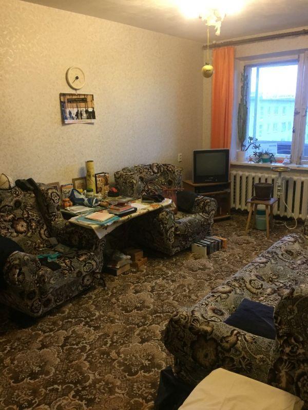 1-комнатная квартира (34.2 м²)