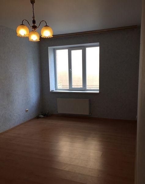 1-комнатная квартира (34.4 м²)