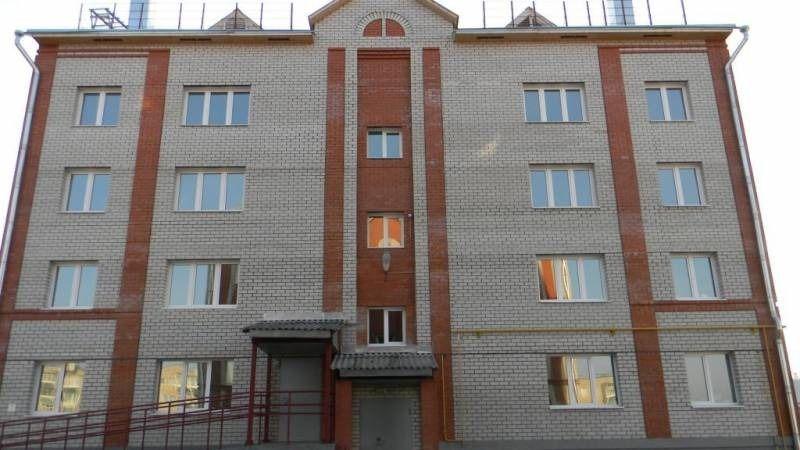 2-комнатная квартира (38 м²)