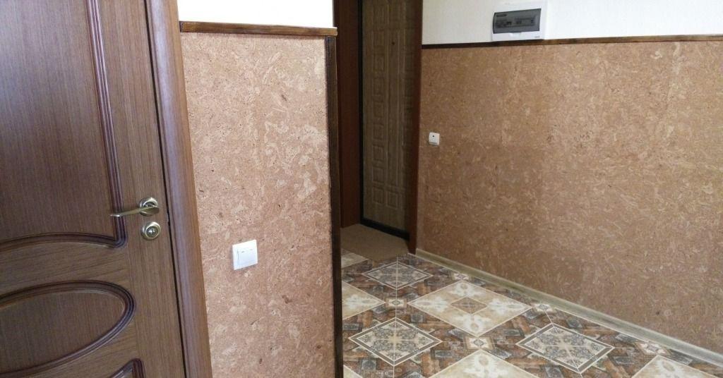 1-комнатная квартира (42.7 м²)