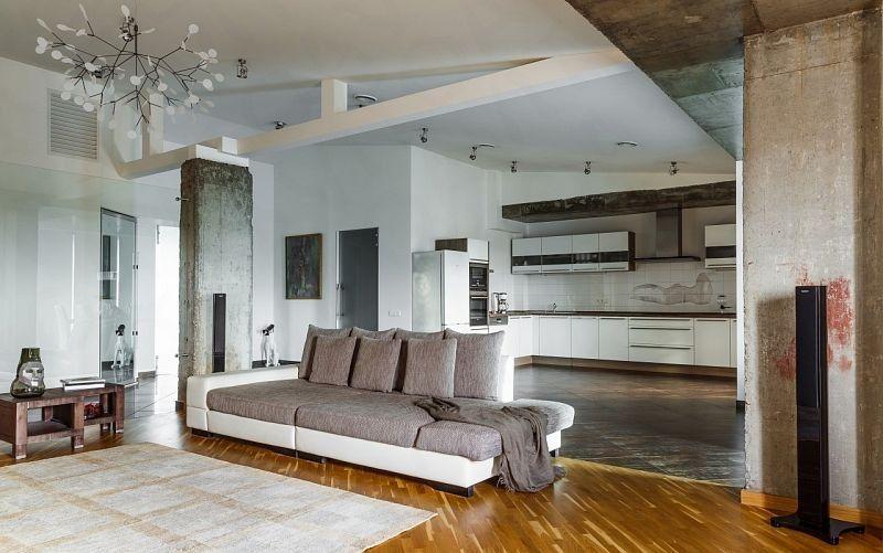 3-комнатная квартира (210 м²)
