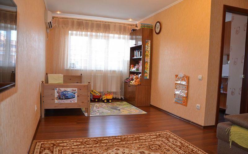 1-комнатная квартира (37 м²)