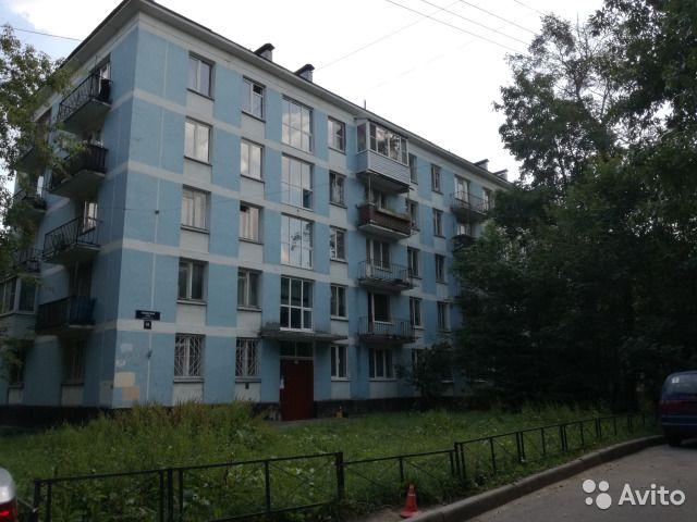 2-к квартира, 44.2 м², 3/5 эт.