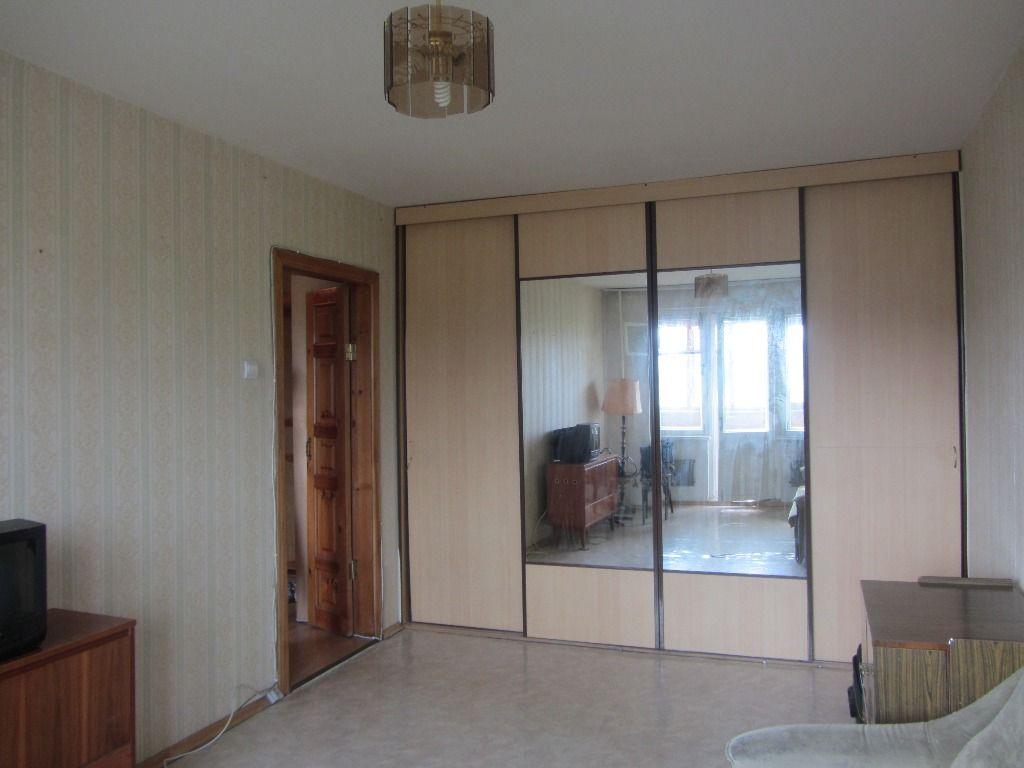 1-комнатная квартира (33.7 м²)