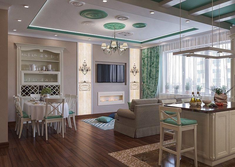 4-комнатная квартира (140 м²)
