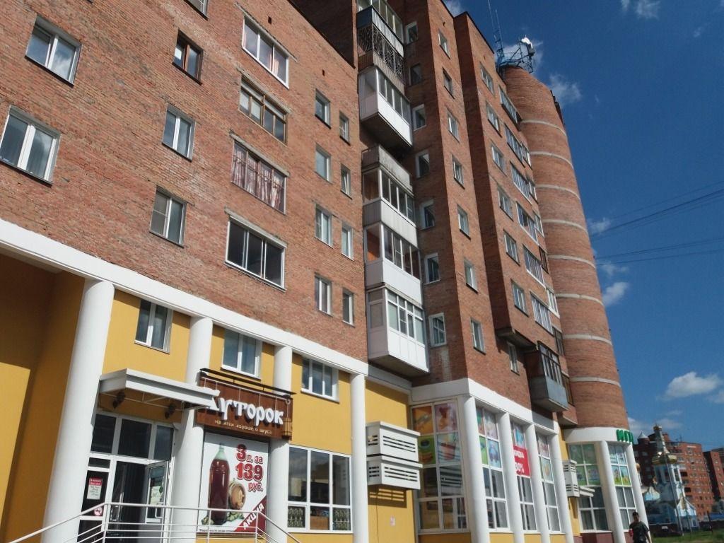 2-комнатная квартира (58.2 м²)