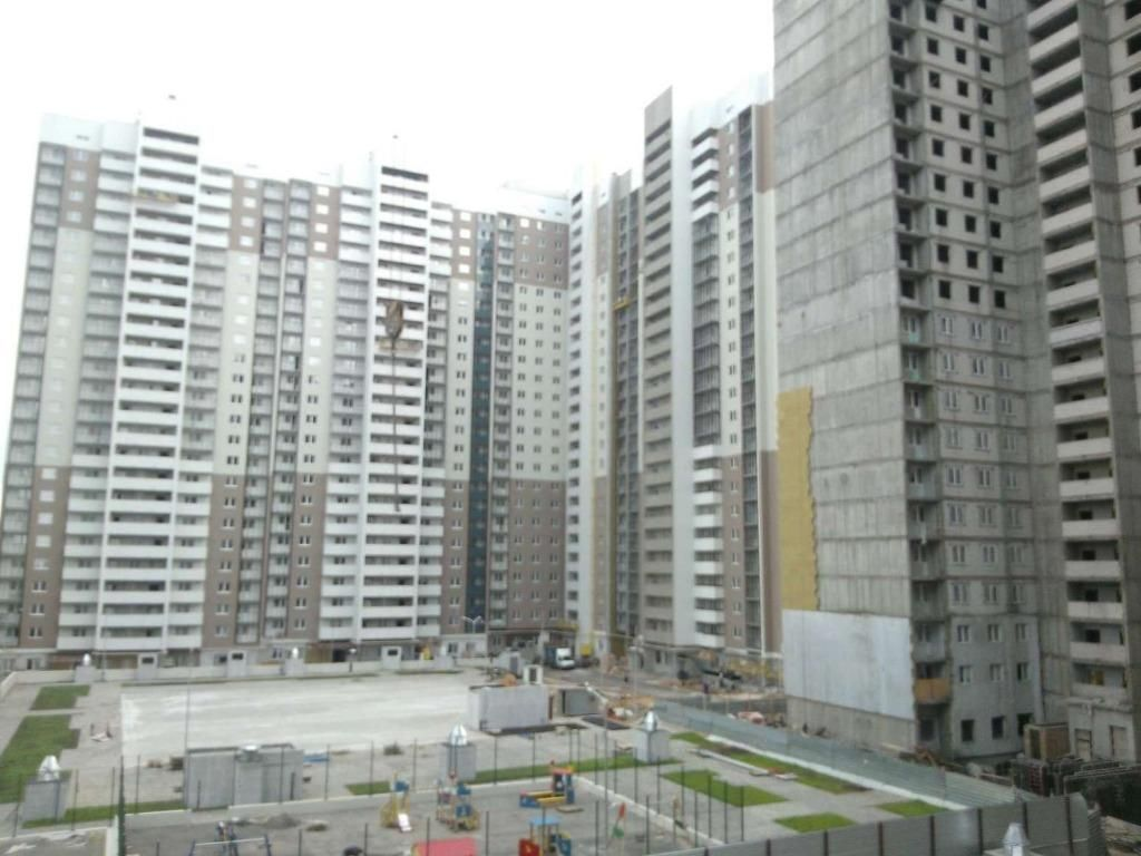 Квартира, 3 комнаты, 92.6 м²