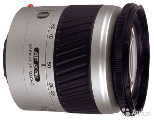 Minolta AF 28-80 F3.5-5.6