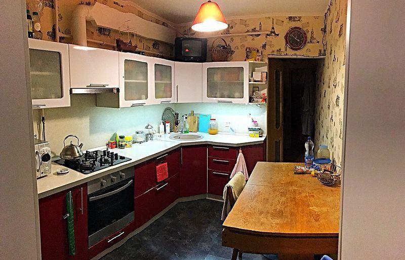 3-комнатная квартира (61.8 м²)