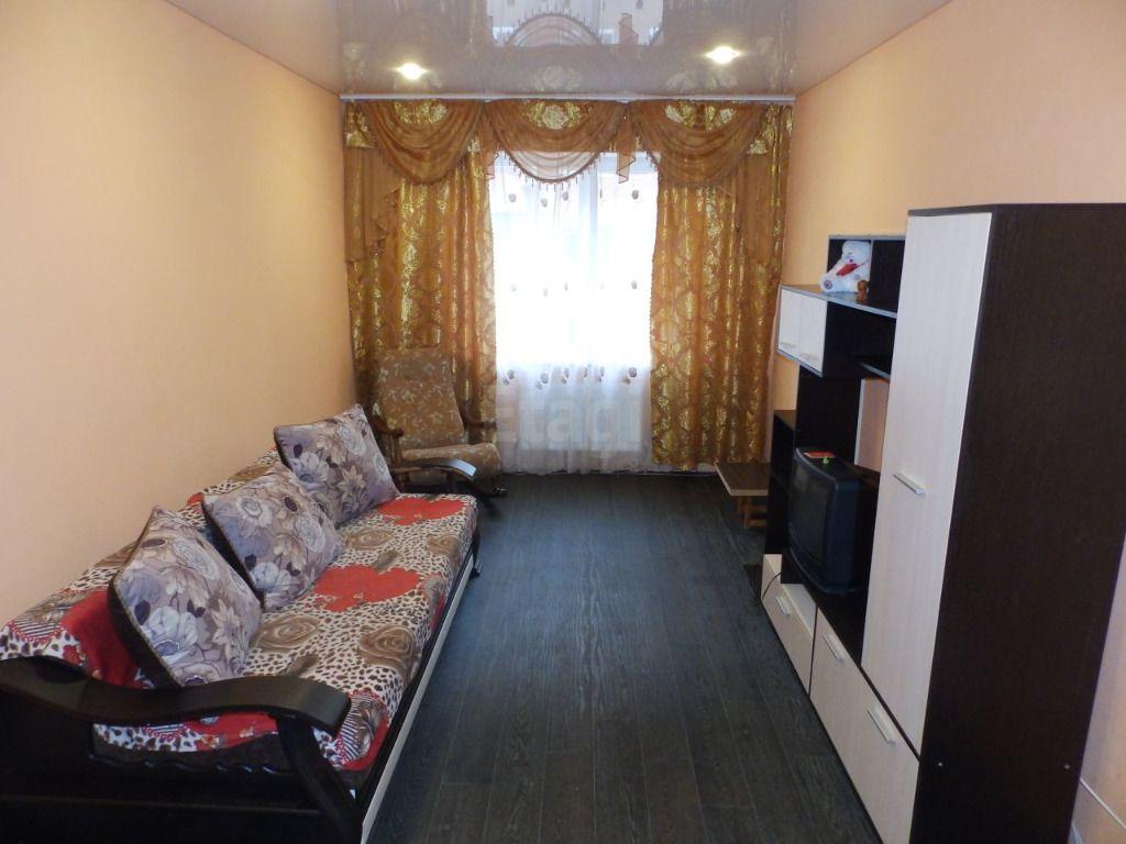 1-комнатная квартира (38 м²)