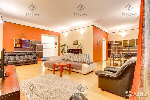 3-к квартира, 102 м², 4/4 эт.