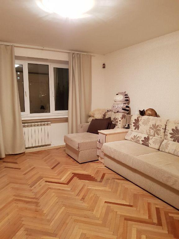 1-комнатная квартира (44.1 м²)