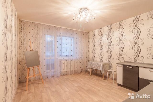 2-к квартира, 54 м², 1/10 эт.