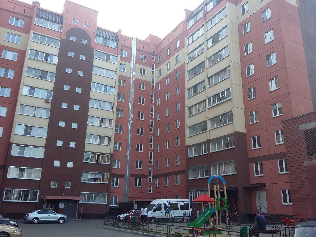 2-комнатная квартира (65.4 м²)