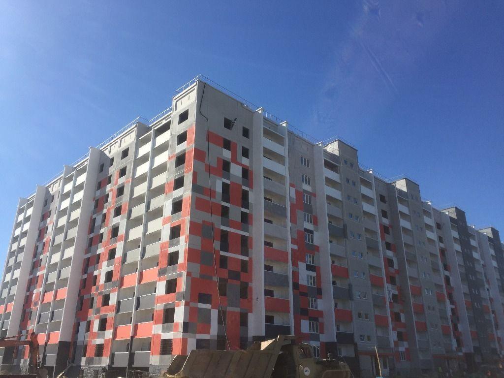 2-комнатная квартира (45 м²)