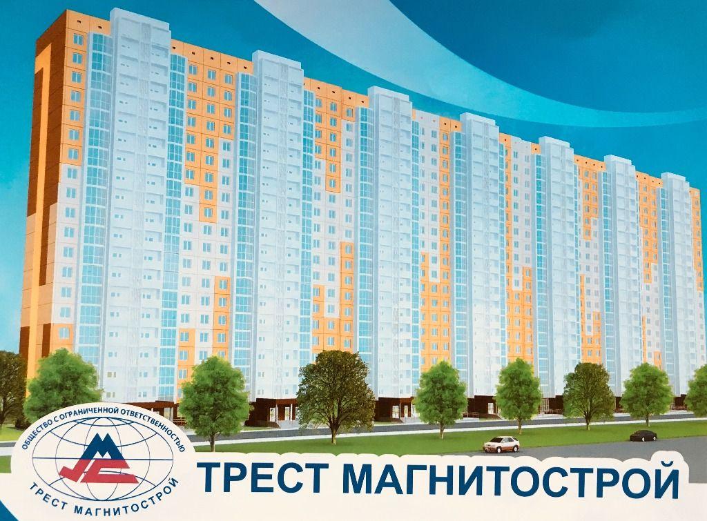 3-комнатная квартира (87 м²)