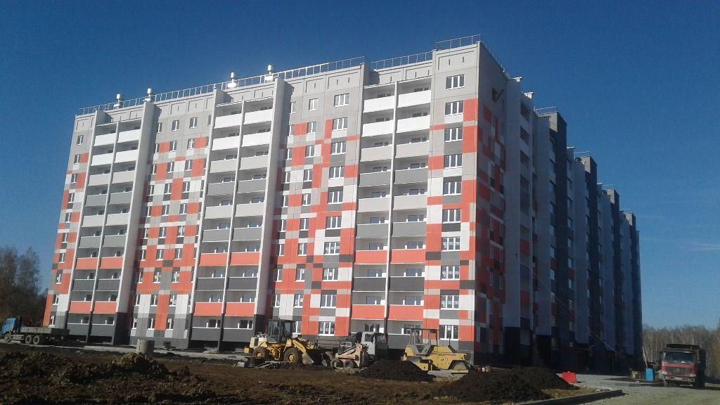2-комнатная квартира (43 м²)