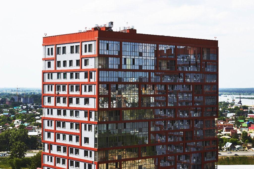 1-комнатная квартира (26.71 м²)
