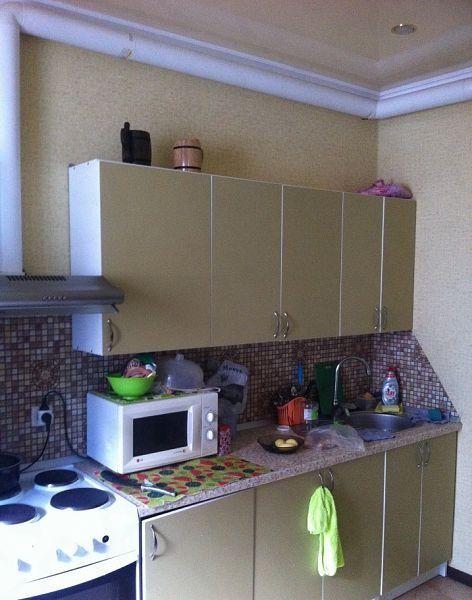 1-комнатная квартира (33.4 м²)