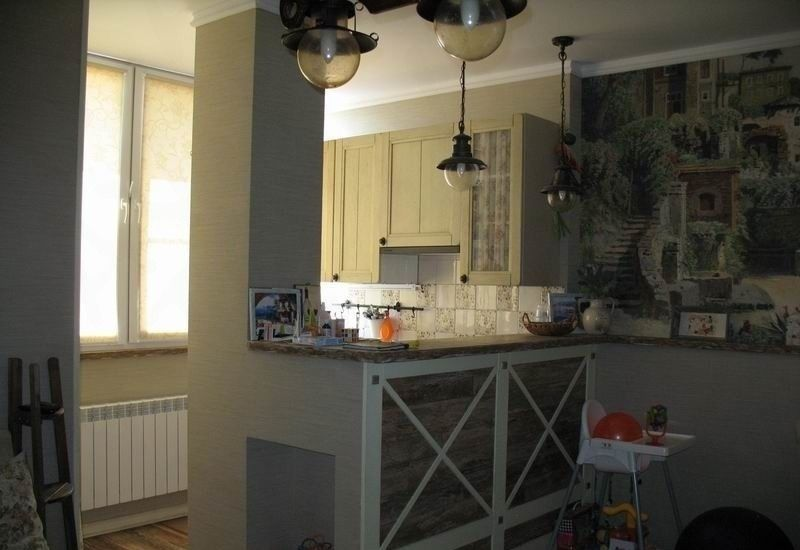 2-комнатная квартира (47.2 м²)