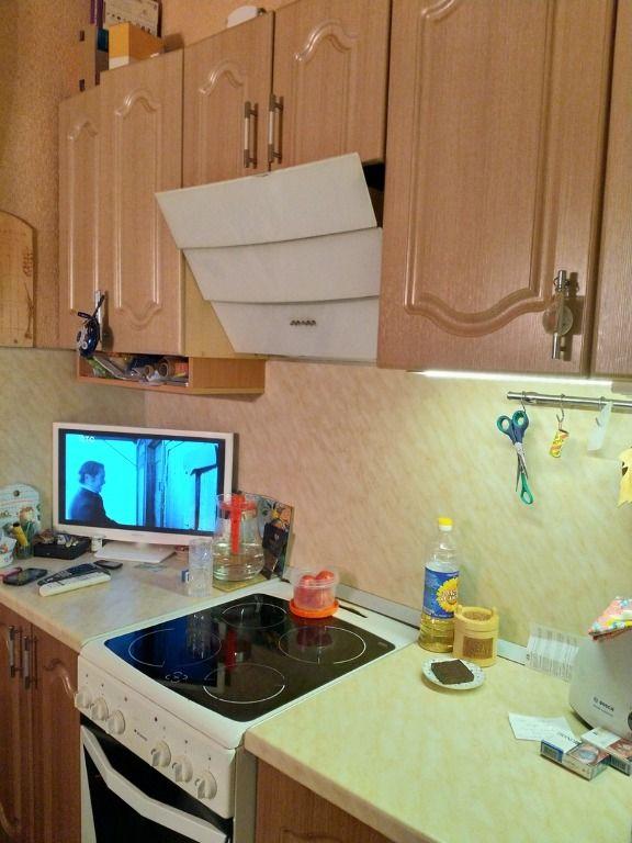 1-комнатная квартира (36.5 м²)