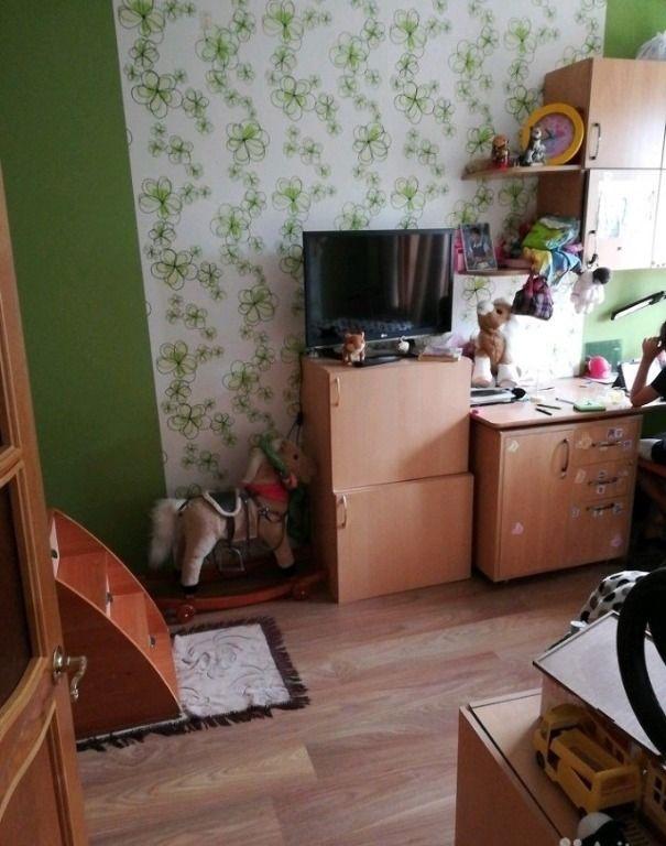 3-комнатная квартира (54 м²)