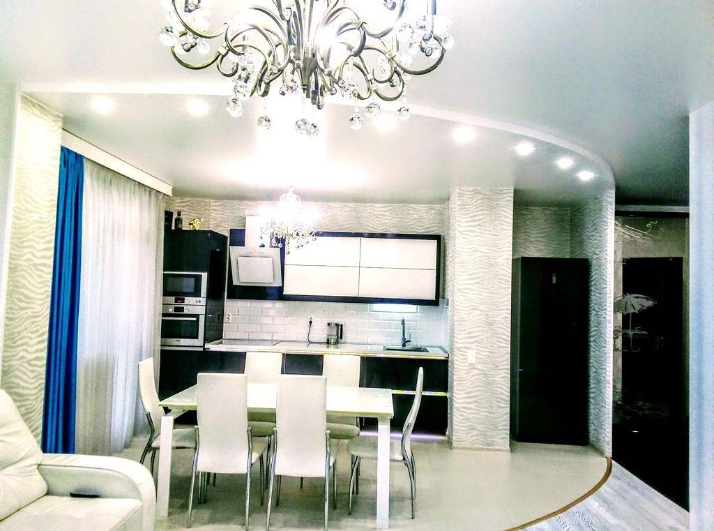 3-комнатная квартира (95 м²)