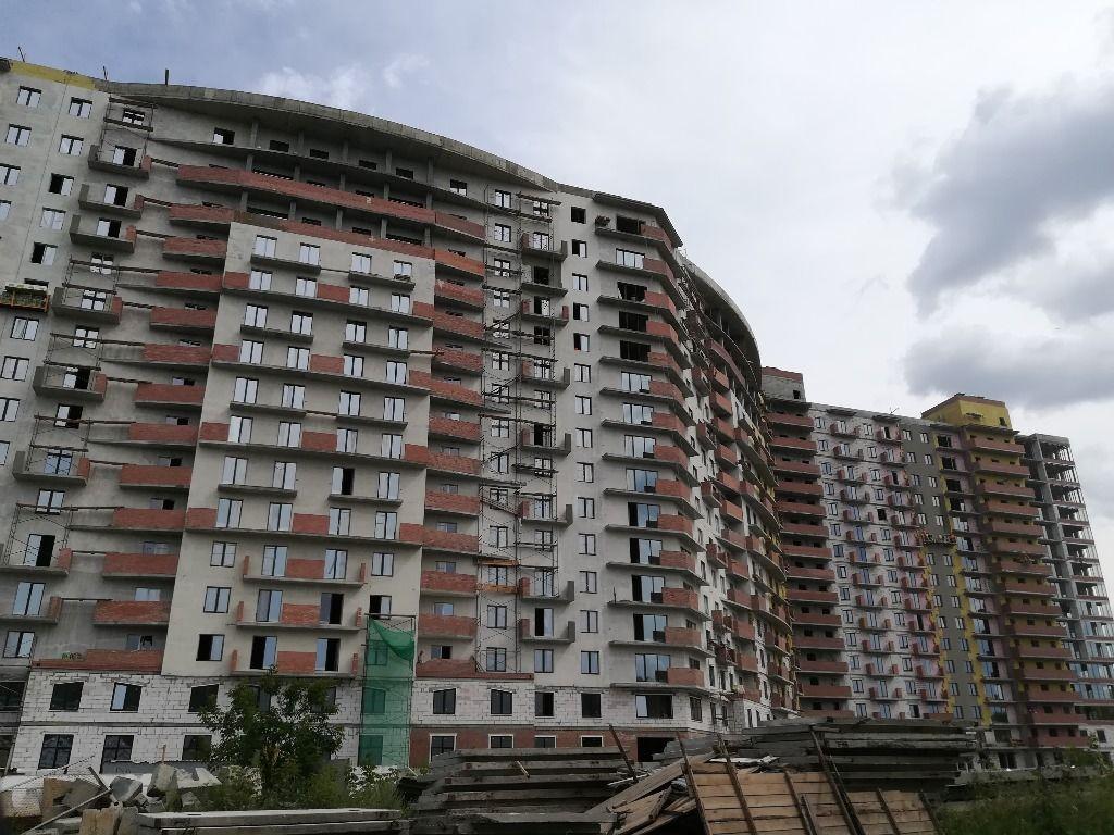 1-комнатная квартира (74 м²)